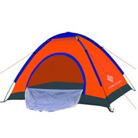 Wholesale Outdoor tent with person T Waterproof UV Outdoor colors fishing Hiking Camping tent