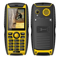 Wholesale Kenxinda Proofings W3 Waterproof Outdoor Cellphone MB MB Bluetooth Shock Proof Dual SIM Dual Standby Smart Phone