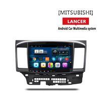 Wholesale For Mitsubishi Lancer Car dvd Gps CPU R16 Cortex A7 quad core G HZ inch Android Version Wifi OBD DVR