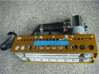 aluminum foil compound - manual chain compound film bag sealing machine portable aluminum foil bag sealing machine