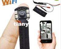 Wholesale Z7S HD P Spy Camera Mini DIY Module DV Security Wifi H Remote Monitor With Night Vision Mega CMOS For Android IOS