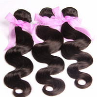 cyber monday - Cyber Monday Sale Malaysian Hair Unprocessed Human Hair Extenisons Double Weft Nature Color Body Wave No Tangle No Shedding