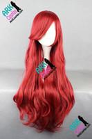 ariel womens costume - Ariel Wig The Little Mermaid Wig Ariel Cosplay Wig Red Womens The Little Mermaid Cosplay Wigs
