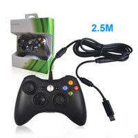 Wholesale 2016 New Xbox One White Black Game Remote Controller For Xbox Computer PC Laptop Games