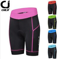 Wholesale MTB Road Women Cycling Shorts Mountain Bike Bicycle Perspiration Breathable Comfort Padded Sports Cycle Wear Riding Pants Cycling Equipment
