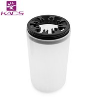 acrylic plastic cups - Fashion Nail Art Brush Cleaner Holder UV Acrylic Gel Pen Plastic Pot Cleanser Cup Bottle Brushes Holder Tools