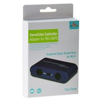 Wholesale Mayflash Gamecube Controller to USB Adapter Converter GC Port for PC Mac Wii U