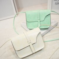 Wholesale New fashion Messenger Bag shoulder Bag Crossbody Bags for Women White collar student package