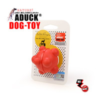 Wholesale ADUCK Toy Ball for Dogs Dental Treat Bite Resistant Durable Non Toxic Strong Tooth Cleaning Toy Balls for Pet Training Playing Chewing