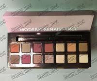 Wholesale Factory Direct DHL New Makeup Eyes Modern Renaissance Palette Color Eye Shadow