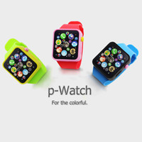 Wholesale kids toys apple watch with multi function Souptoys Learning toys for Children s Day gift toy