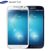 Wholesale Original Samsung Galaxy S4 i9500 Mobile Phone MP Camera GB RAM GB ROM quot inch X1080 Refurbished Cell Phone