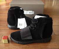 Wholesale Fashion Boost Kanye West Sneakers Boots Shoes Women and Men boost Basketball Shoes high Running Sports Shoee