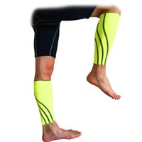 Wholesale PCSx Outdoor Sport Calf Brace Support Protector Sports Safety Running Leg Sleeve Compression Legwarmers