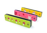 baby harmonica - Baby Kids Toys Educational Swan Harmonica Holes Musical Instruments Accessories Toy For Boys Girls