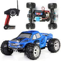 Wholesale 50 KM H A979 G CH WD RC Car High Speed Stunt Racing Car Remote Control Super Power Off Road Vehicle