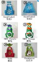 baby superhero costume - 98 style child superheroes double cloak baby boys and girls cloaks and masks Superman Baby Halloween Costume frozen cloak styles x