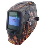 arc view - Sexing Out control Big view eara arc sensor Solar auto darkening TIG MIG MMA welding mask helmet welder cap lens face mask