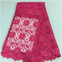 african handcut voile lace fabric - African Handcut Organza Lace Swiss Voile Lace fabric Nigeria wedding clothing lurex yards
