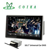 big latin - Hot Sales Big Screen Android Double Din Auto Stereo Car DVD Player FM AM Radio RDS Bluetooth IPOD WIFI G Quad Core HD Touch Screen