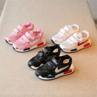 Wholesale New Arrived Summer Children Shoes Girls Heel Cut outs Breathable Sandals Boys Fashion Sport Shoes Kids Sneakers Sandals