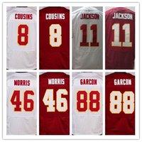 alfred red - Elite Mens Jerseys Jordan Reed Sean Taylor Josh Norman Alfred Morris Kirk Cousins Redskins Stitched Free Drop Shipping