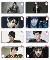 adam lambert - Hot Selling Adam Lambert Protective Hard Plastic Case For Iphone S