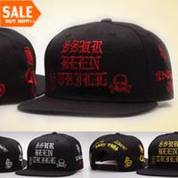 beer baseball caps - SSUR BEER TRILL Snapback caps colour letters old english dollars bboy hiphop men adjustable baseball summer hats