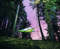 2016 Hot Tree Палатки и укрытий Два палатка Силе новый продукт Открытый кемпинга Охота <b>Tree Tent</b> Бесплатная Доставка