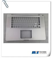 Wholesale Freeshipping Brand NEW Original Laptop topcase palmrest Mid2012 for MBP pro A1286 UK Version