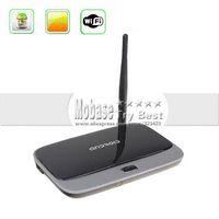 Wholesale Russian Rii mini i25 Keyboard Air Mouse T R42 MK888B Android TV Box Quad Core RJ45 USB Bluetooth WiFi XBMC Media Mini PC