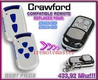 auto replace - After market remote for replace Crawford EA433 KS EA433 KS MHZ