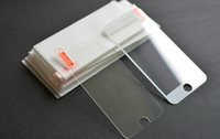 bags protective film - For iphone s inch D Tempered Glass H Protective Film For iphone S Screen Protector mm Explosion Proof Film Shockproof Bag