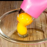 amazing milk - New Home Kitchen Tool Amazing Vitellus Separator Eggs White Separator silicone Mold Yolk Gel Dividers