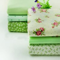 bag lining curtains - 160x cm x24cm Butterfly flower fly green cotton denim line DIY bedding bags pillow cushions aprons curtains cloth