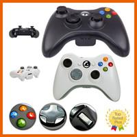 Una nueva Xbox 360 Negro juego de la radio regulador alejado blanco para los juegos de Xbox Ordenador portátil PC de la venta caliente