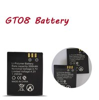 Wholesale Factory price Original GT08 smart watch battery mobile phone Durable authentic battery mah V watch polymer rechargeable battery