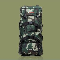 Wholesale Large Hiking Mountaineering Camping Hunting Backpack Tactical Outdoor Bag L