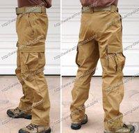 Wholesale OTTE climbing pants Tactical Pants TAN
