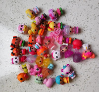 Wholesale 50pcs MGA mini Lalaloopsy Doll the bulk button eyes toys for girl classic toys Brinquedos