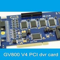 16 ch 120fps tarjeta de video vigilancia DVR tarjeta GV 800V4 PCI V8.5
