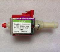 air pump solenoid - Original ULKA EP4 solenoid pump V Hz W coffe machine pumps in stock