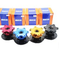 Wholesale Steering Wheel Snap Off Quick Release Hub Adapter Boss kit Universal Wheel Quick Release Hub Boss Kit Adapter Volante Omp
