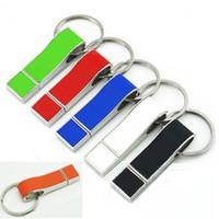 animal usb key - 1pcs Key chain a whistle holster leather GB GB GB GB GB GB GB USB flash drive Memory Stick usb Flash Pen Drive USB
