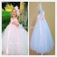 bebe feather dress - retail new year pink feather white handmade tutu bebe girls dress vestido with matched headband
