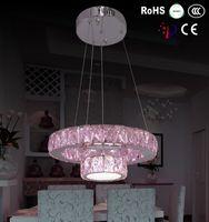 aurora hotels - L Aurora Lighting Originality crystal fashion led pendant light Modern LED watt Crystal chandelier lamp light l