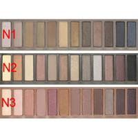 Wholesale High Quality cosmetics Makeup glitter Smoky Eyeshadow colors N eyeshadow palette N Free DHL