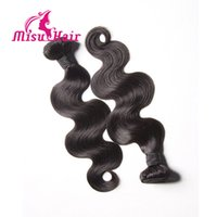 Wholesale Brazilian Hair Unprocessed Human Hair Weaves Peruvian Malaysian Indian Cambodian Hair Extensions Body Wave Bundles Dyeable A Best Quality