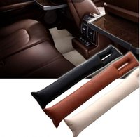Wholesale PU Leather Car Vehicle Seat Hand Brake Gap Filler Pad