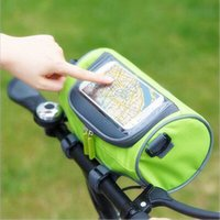 Wholesale 2016 New Multifunction Cycling Bags Outdoor Sport Organizer Bag Pack with Touch Screen Mobile Phone Compartment